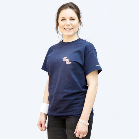 The Soldiers' Charity T-Shirt (Navy) Clothing ABF The Soldiers' Charity On-line Store S