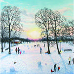Winter in the Park Christmas Cards Pack of 10 Cards ABF The Soldiers' Charity Shop