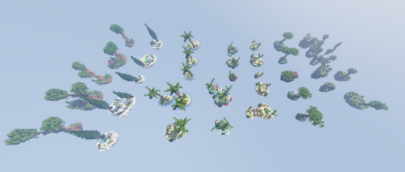 50 Skyblock Pack!