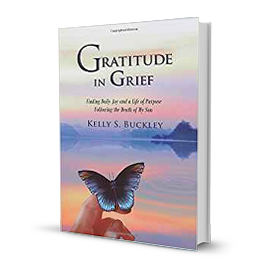 Gratitude In Grief (Signed by Author)