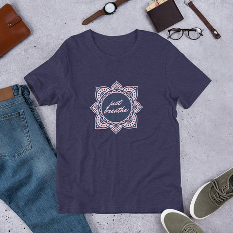 Just Breathe Short-Sleeve T-Shirt