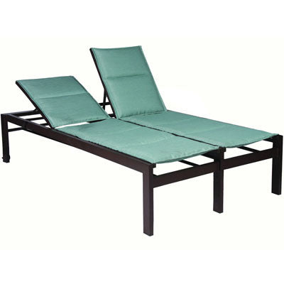 Vectra BOLD Tall Double Chaise shown w padded sling