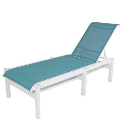 Hampton Sling Chaise Lounge