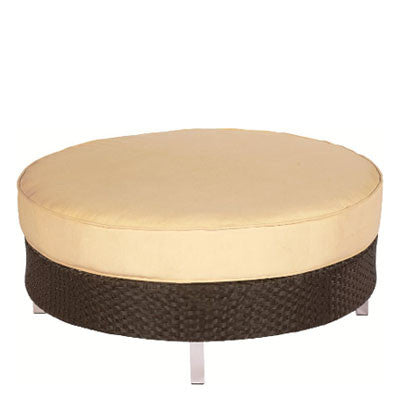 Radiate Arc Full Round Ottoman