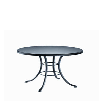 Embossed Round Cafe Table