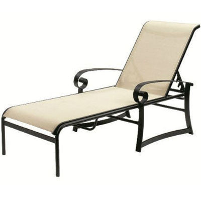 Orleans Sling Chaise Lounge