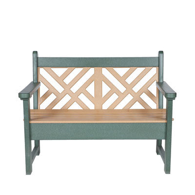 4' Chippendale BENCH