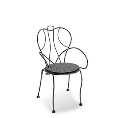 Cafe Arm Chair (Stackable)