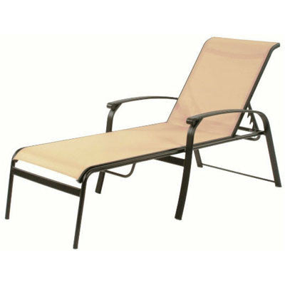 Rosetta Sling Chaise Lounge