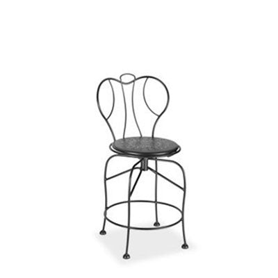 Swivel Bar Stool (With Back)