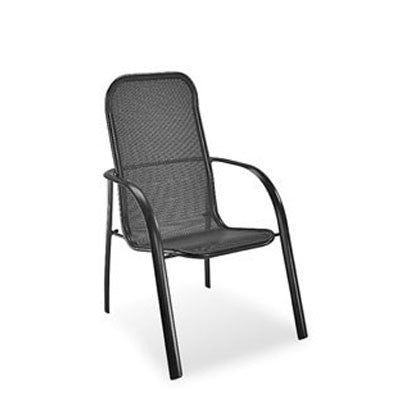 High Back Dining Chair (Stackable)