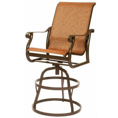 Rendezvous Sling Hi-back stool
