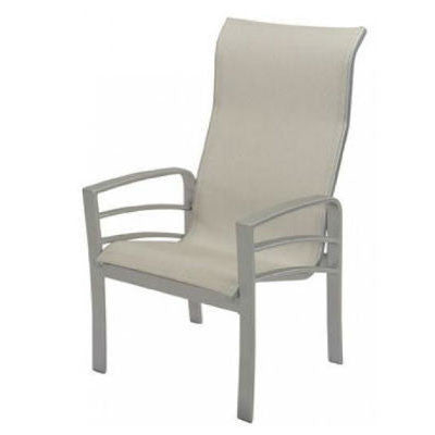 Skyway Sling High Back Dining Chair