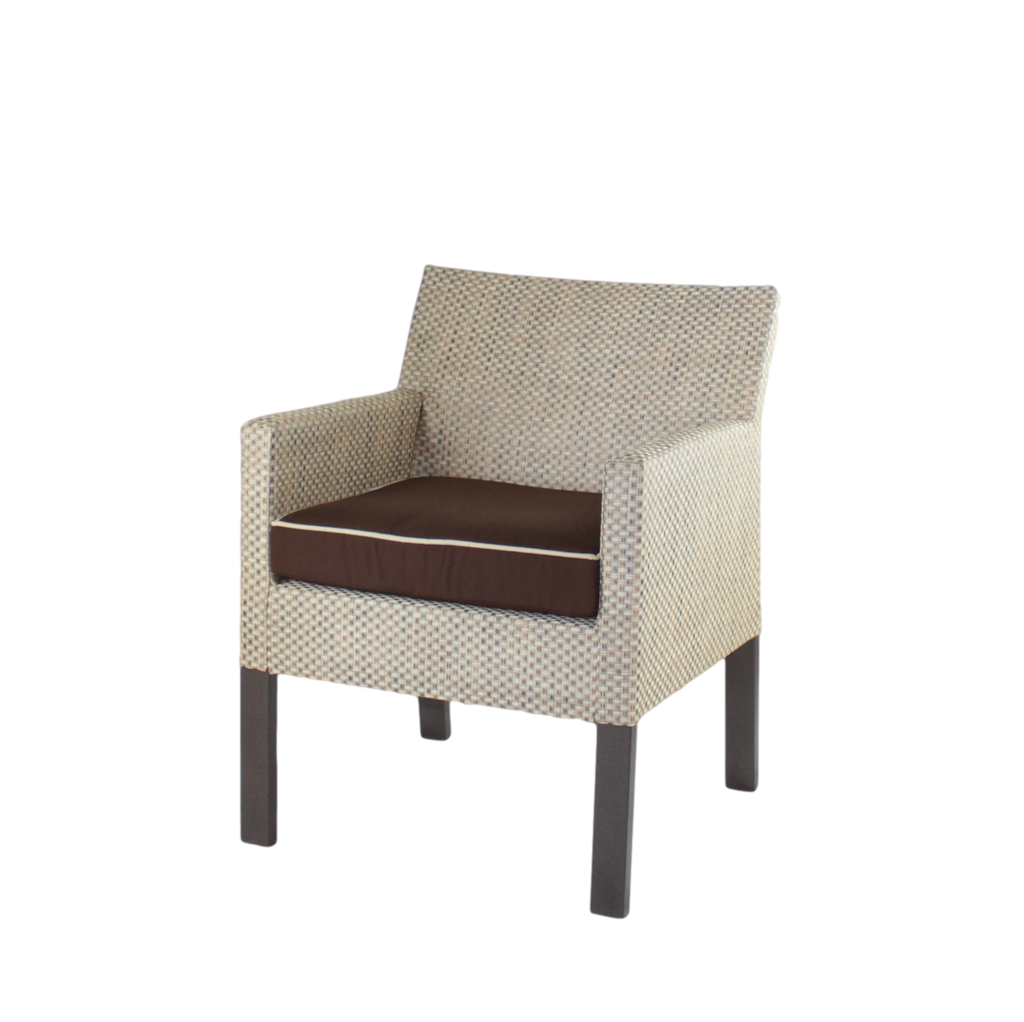 Summer Dining Chair with Arms