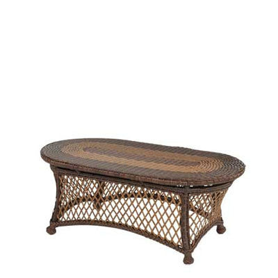 Hanna Oval Coffee Table