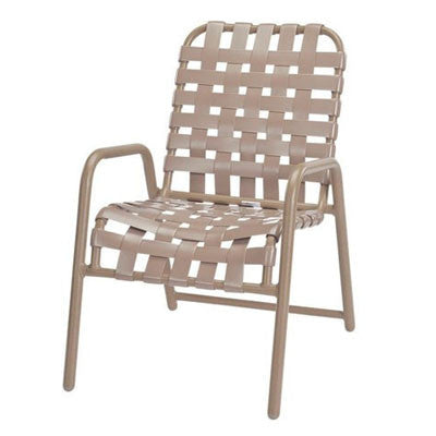 Neptune Dining Chair Cross Weave