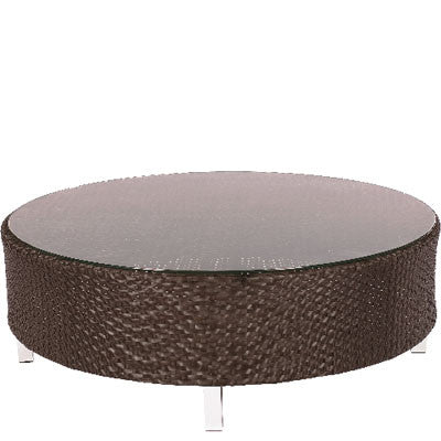 Radiate Arc Full Round Coffee Table