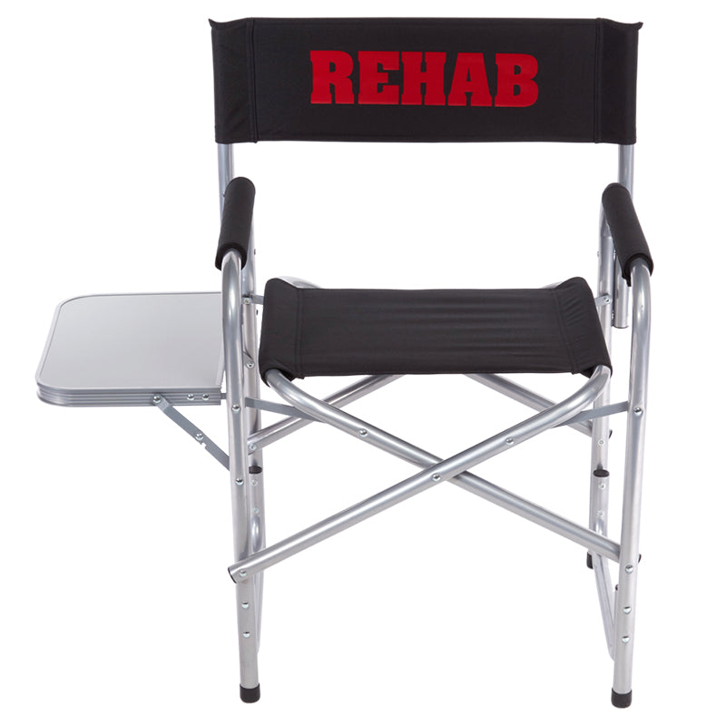 Heavy-Duty REHAB Firefighter Folding Chair (400 pounds)