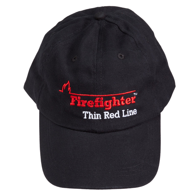 Firefighter Thin Red Line Cotton Hat (Flame)