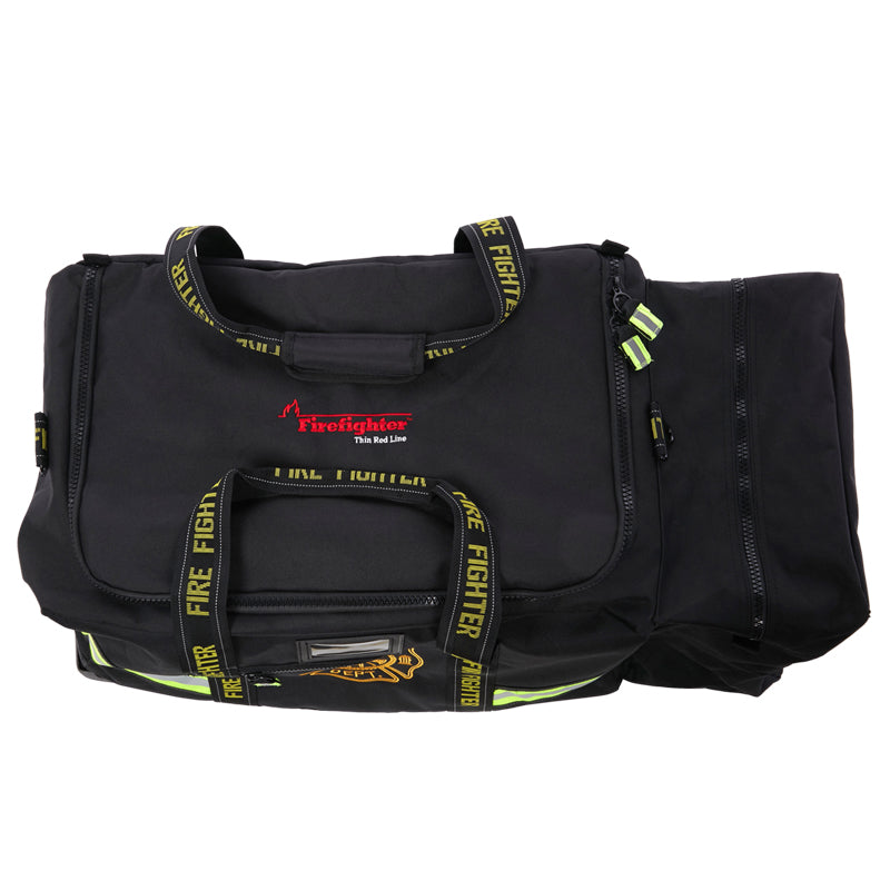 Firefighter Red Line Value Rolling Firefighter Turnout Gear Bag