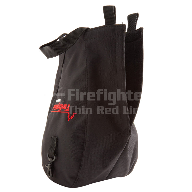 Firefighter Red Line SCBA Air Pack Face Mask Bag