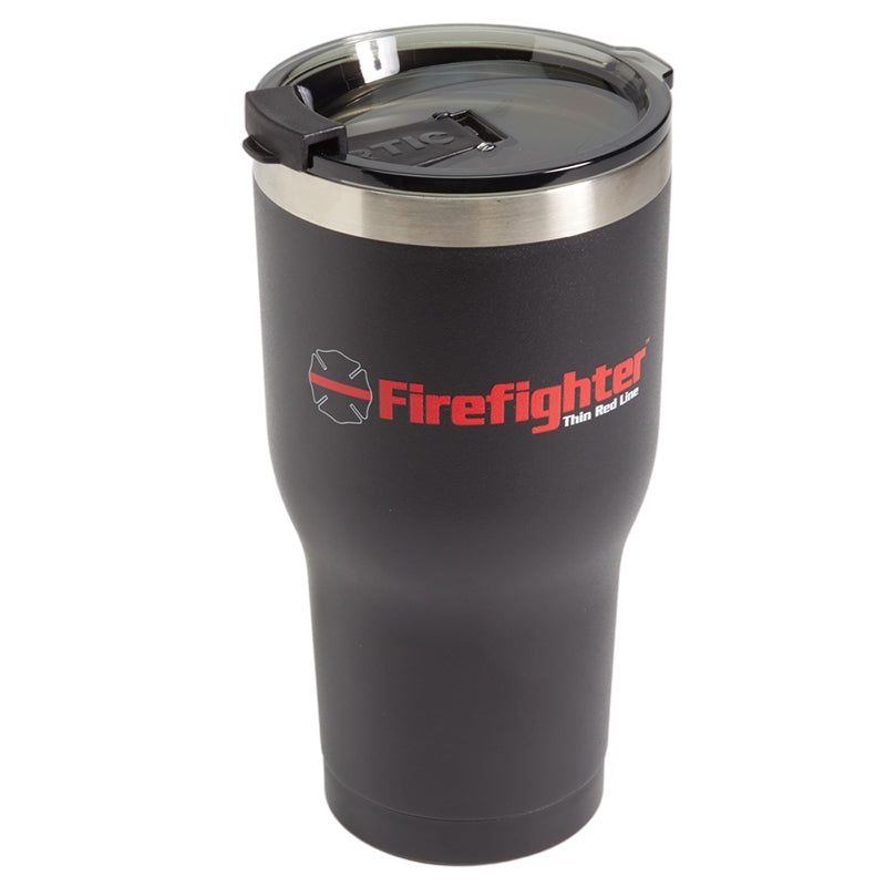 RTIC Firefighter Stainless Steel Tumbler Cup