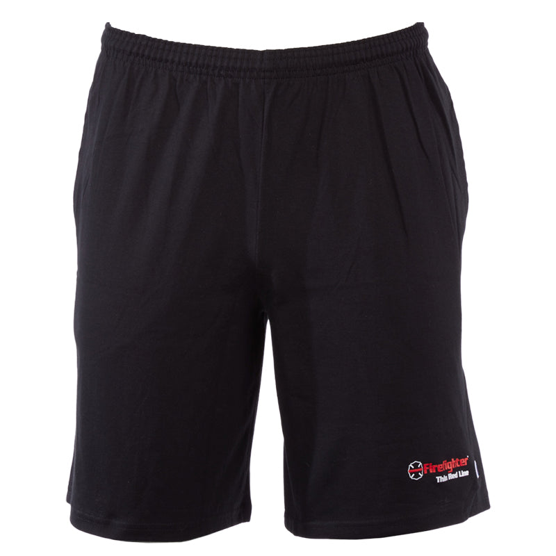 Champion Cotton Jersey Shorts with Pockets