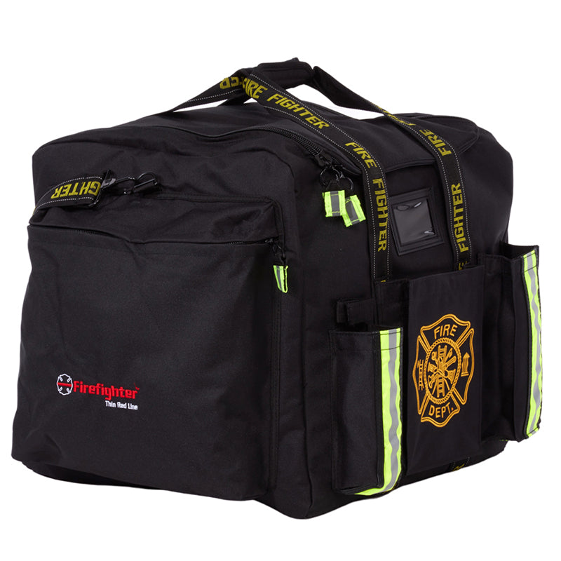 Firefighter Red Line Premium Padded Step-in Bag
