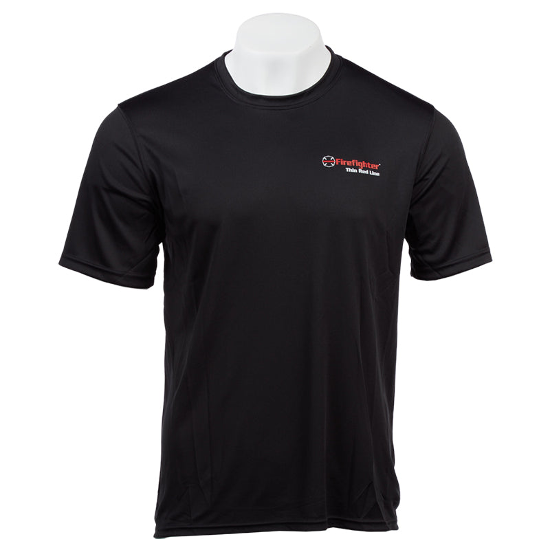 Champion Mens Wicking Tee (Maltese Cross)