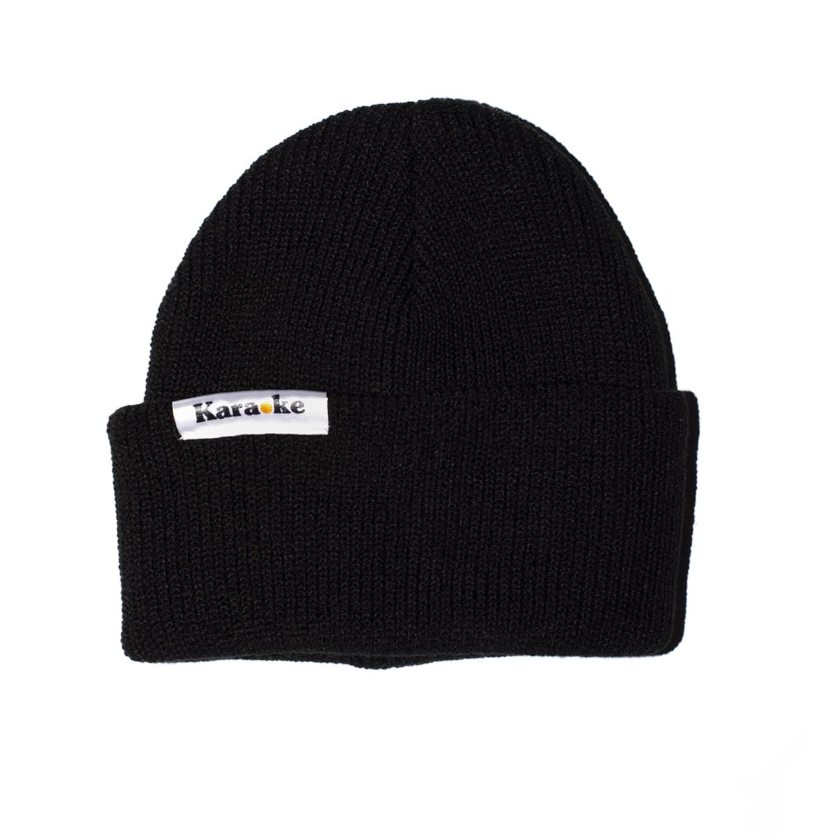 Bad Hair Day Beanie (black)