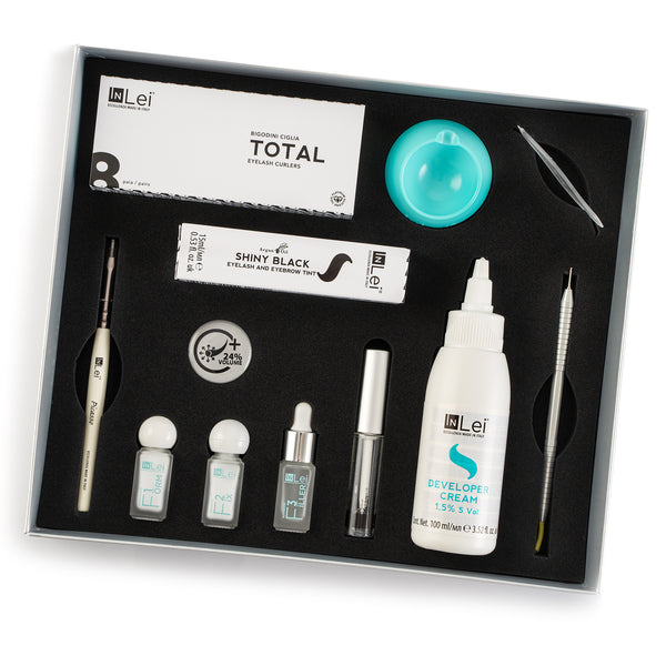 lash lift and tint kit