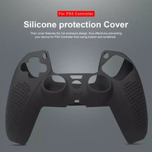 Load image into Gallery viewer, Silicone Protection Cover for PS5 Controller