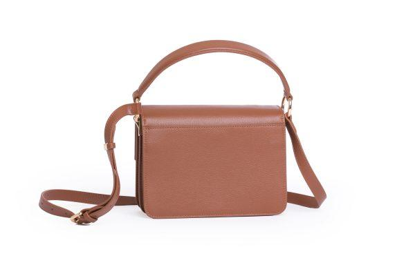 Teca – Crossbody with Handle and Strap