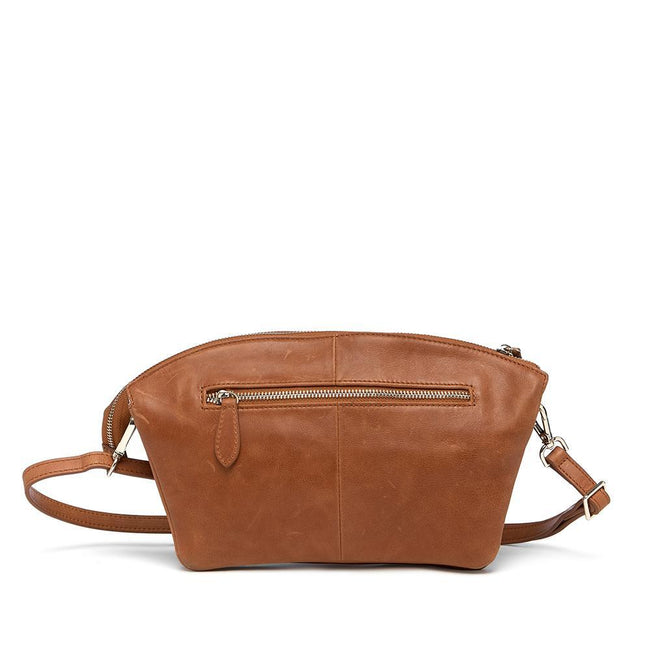 Let It Ride Saddle Shoulder Bag
