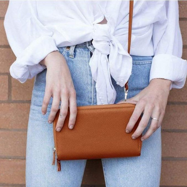 Ciao Bella Double Wallet/Clutch