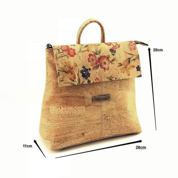 Cork Backpack Monti Grande