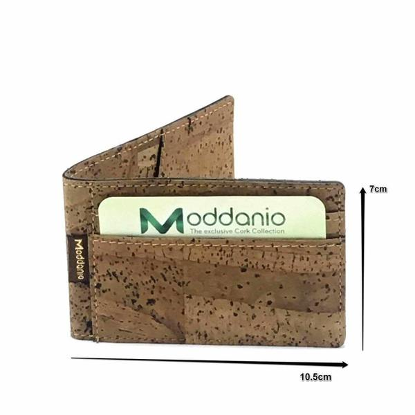 Cork Card Holder Fold able & Slim