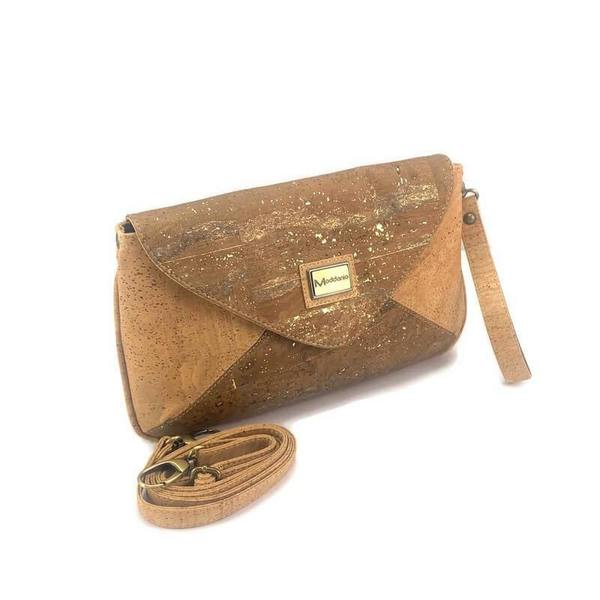 Cork Clutch Bag Tanya