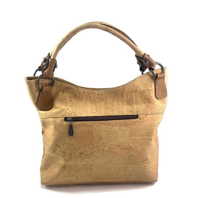 Cork Shoulder Bag Crystal