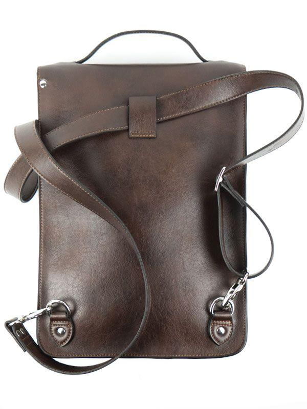 Large Backpack Satchel
