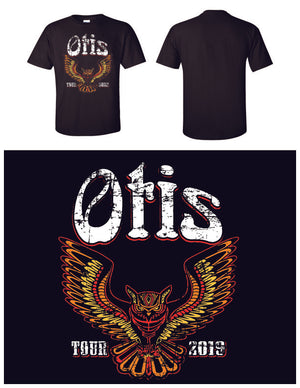 OTIS Aztec Owl Tour Shirt 2019 - 3XL's ONLY