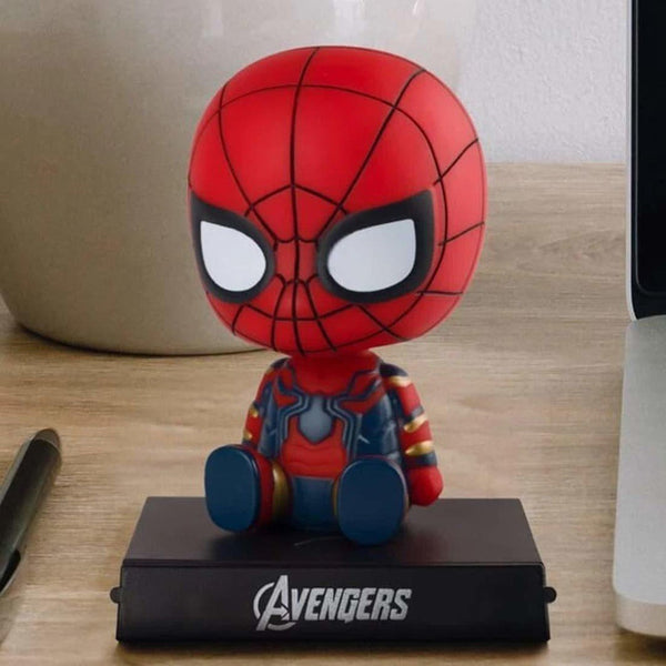 Baby Spiderman Bobblehead - Art Galore®