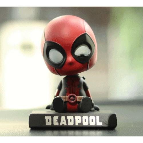 Baby Deadpool Bobblehead - Art Galore®