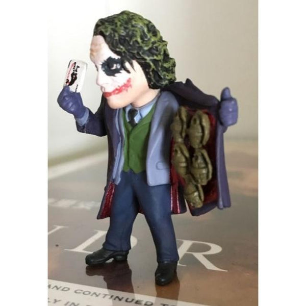 Joker Action Figure - Art Galore®