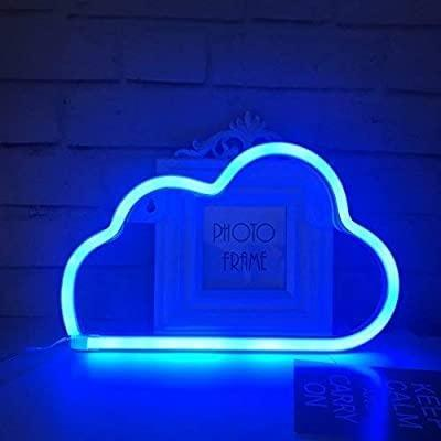Cloud Shaped LED Light - Art Galore®