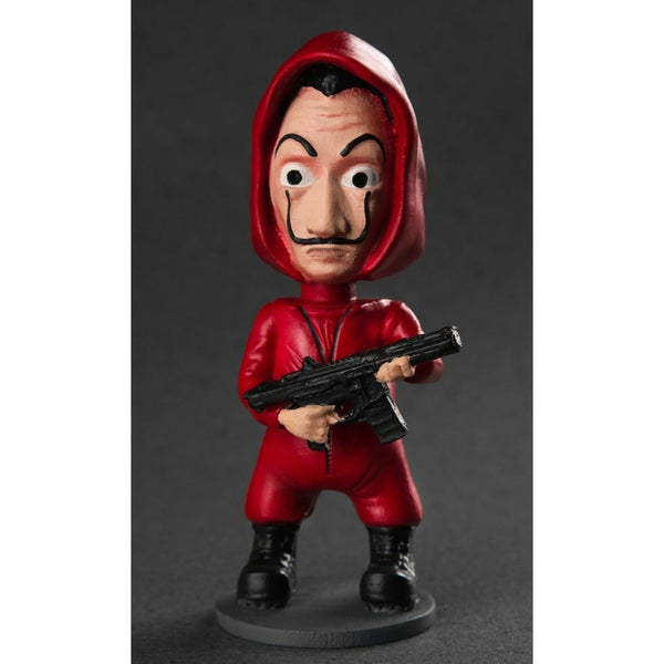 Money Heist Bobblehead - Art Galore®