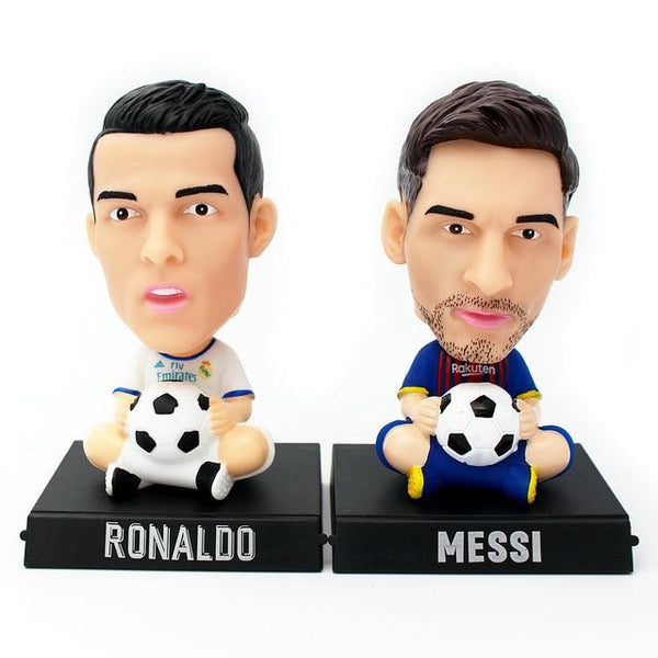 Football Superstars Bobble Head - Art Galore®