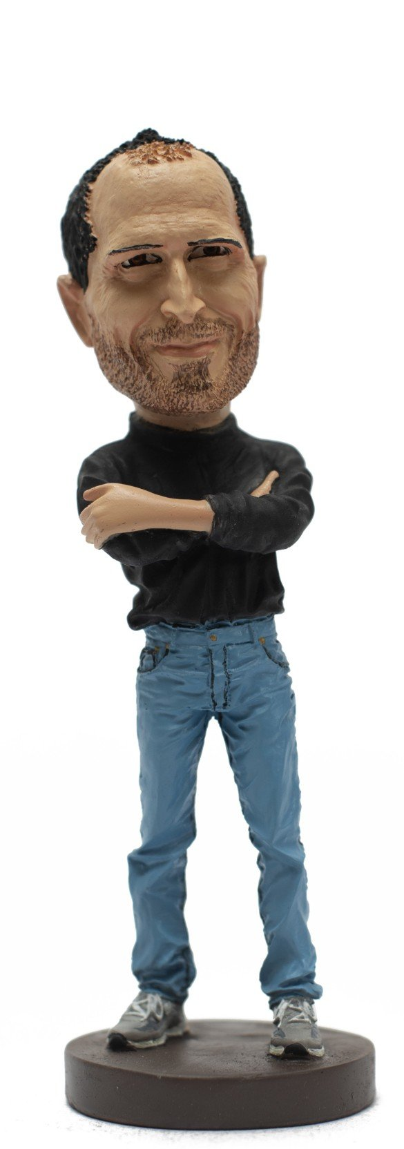STEVE JOBS BOBBLE HEAD - Art Galore®