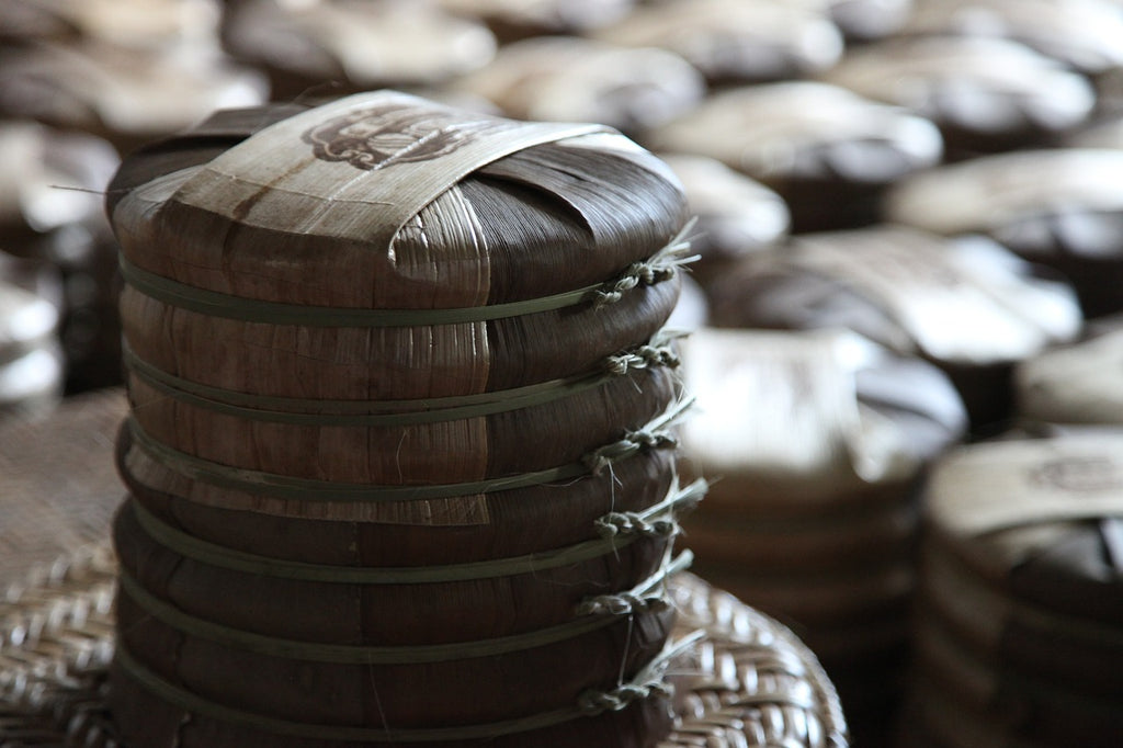 Discover Aged Perfection with Pu-Erh Tea