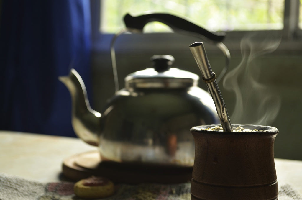 How to Make Mate Tea the South American Way